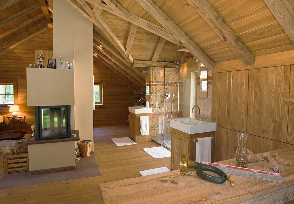 Stiletto Innenarchitektur: Wohnen im ehemaligen Pferdestall